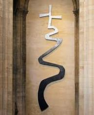 The Way of Life (relief sculpture in Ely Cathedral by Jonathan Clarke)
