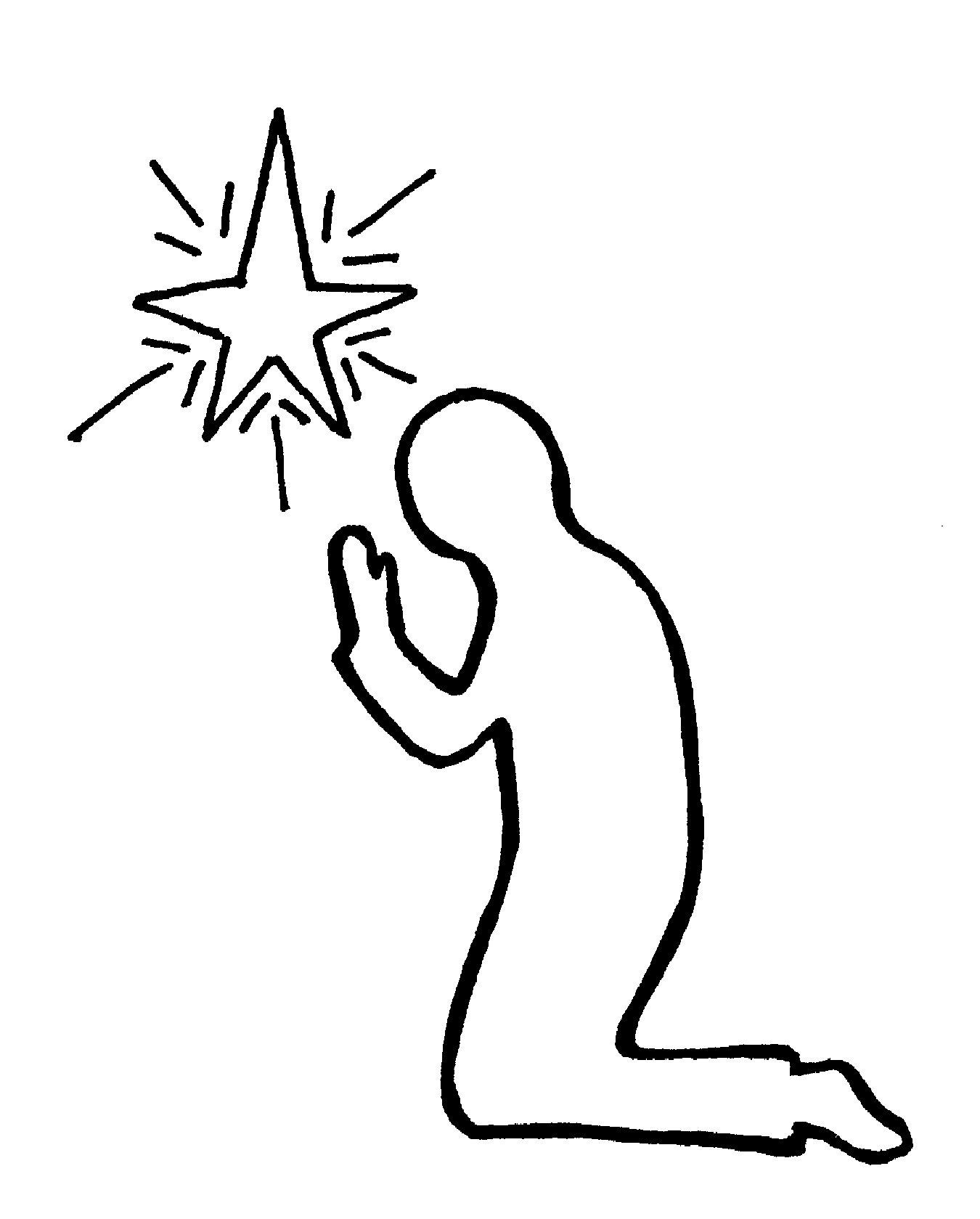 clipart on prayer - photo #38