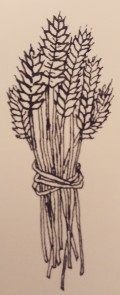 wheat sheaf clipart
