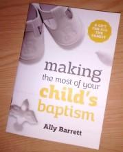 baptismbook